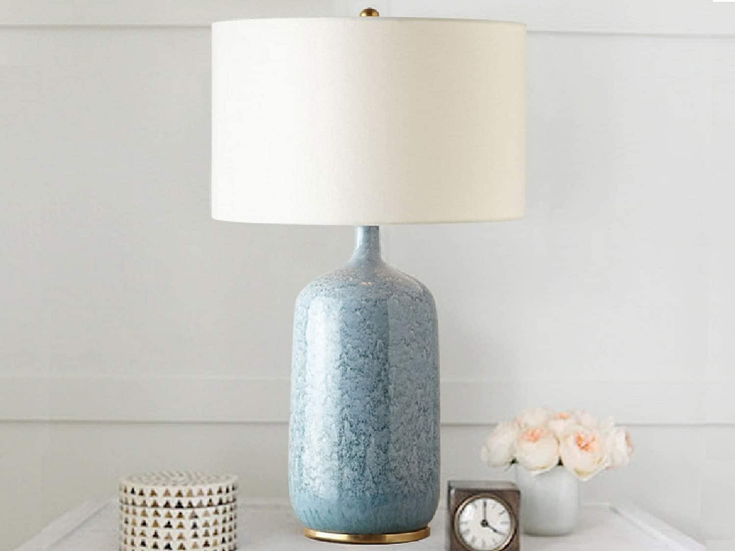 North Bay Table Lamp - Cover